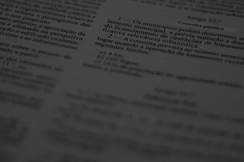 Novo Regime Jurídico da Urbanização e da Edificação (Decreto-Lei n.º 136/2014)